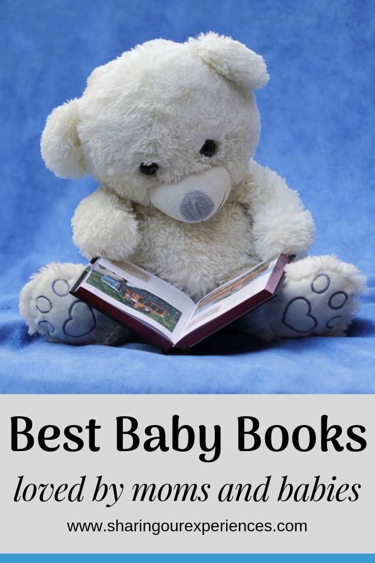 Best Baby Books loved by moms and babies