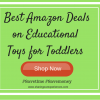 Best Educational Deal for Toys for toddlers