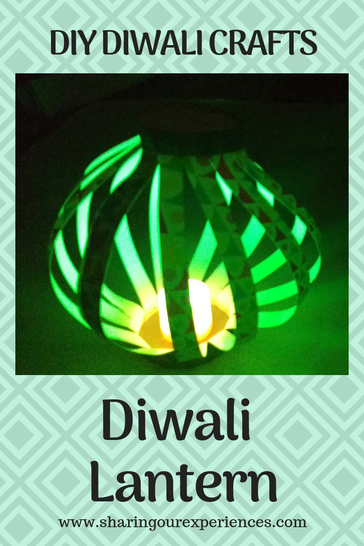 Diwali Crafts Lantern/Light/lamp