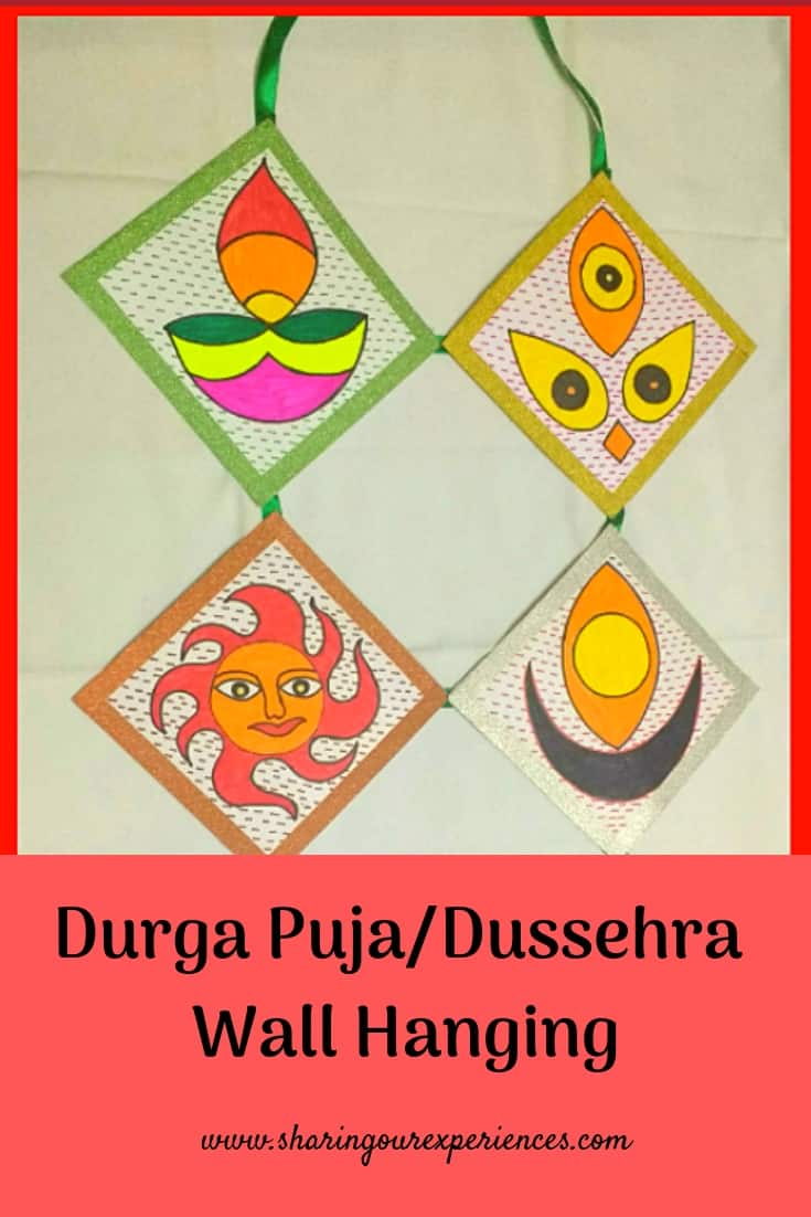 DurgaPuja and Dusshera Wall hangings_pin