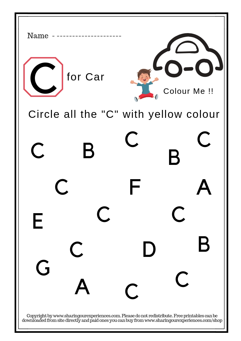 Fun Worksheets for Kids   Help kids learn with our ...