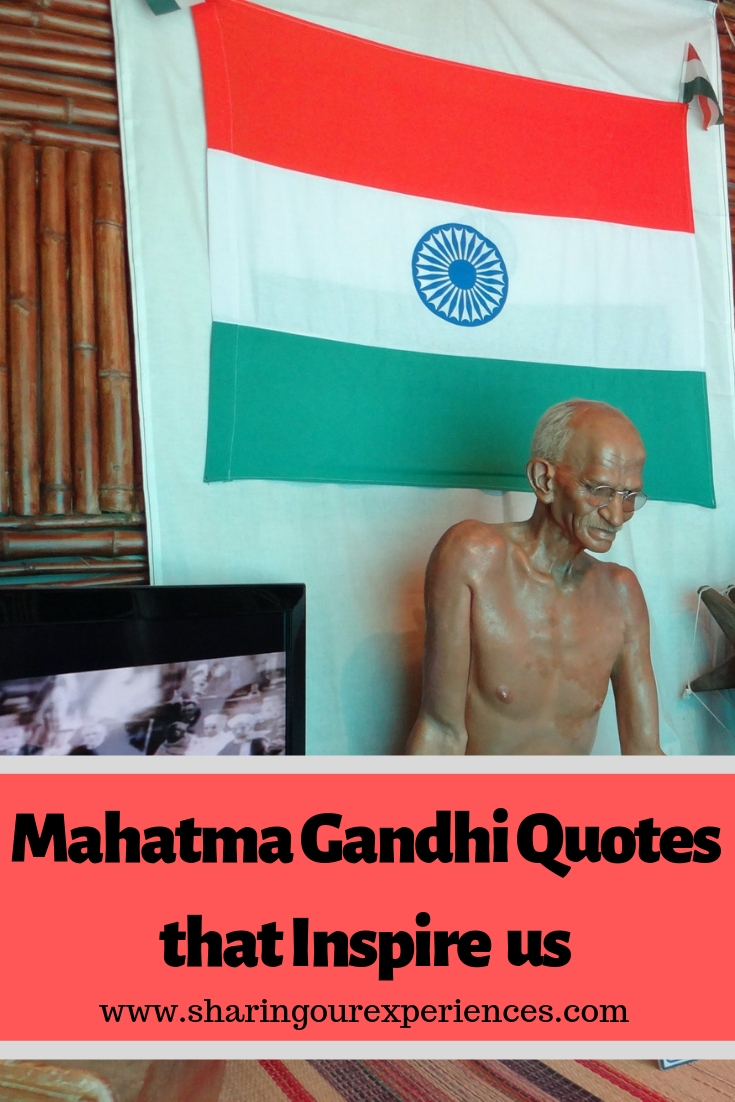 Mahatma Gandhi quotes that inspire us_pin