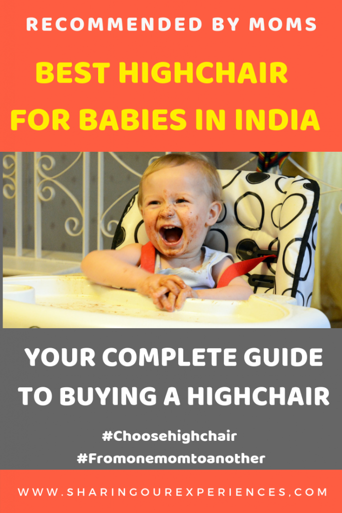 Best highchair for babies in India (2)