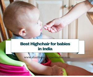Best highchair for babies in India