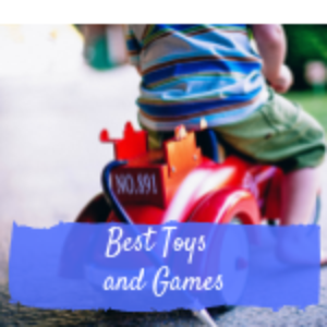 Best toys and Games for kids