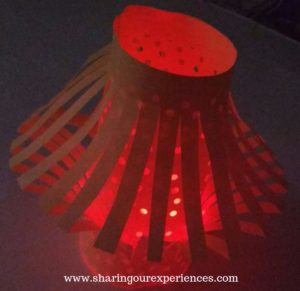 How to Punched Paper Lantern Tutorial
