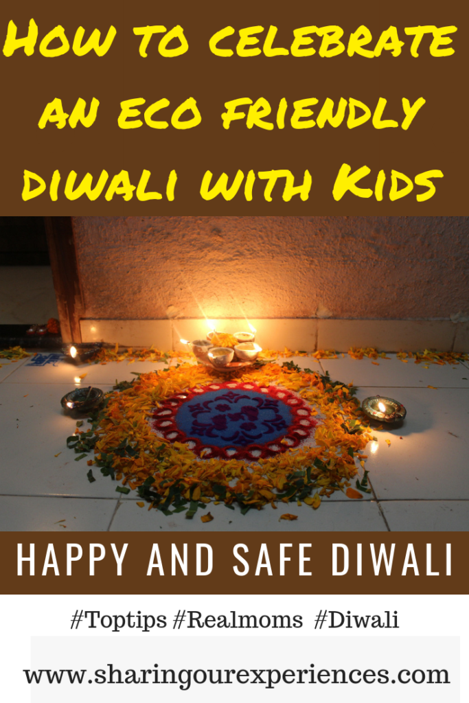 Tips and ways to celebrate an ecofriendly Diwali