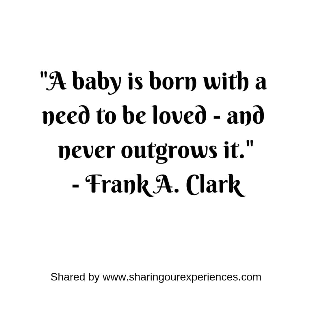 Positive Inspirational Best Parenting quotes 4_Frank A Clarke