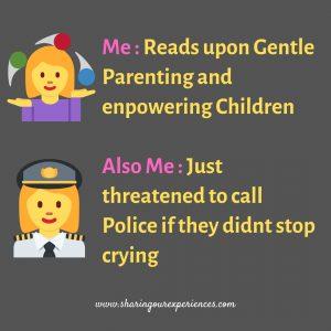 Funny parenting meme facebook