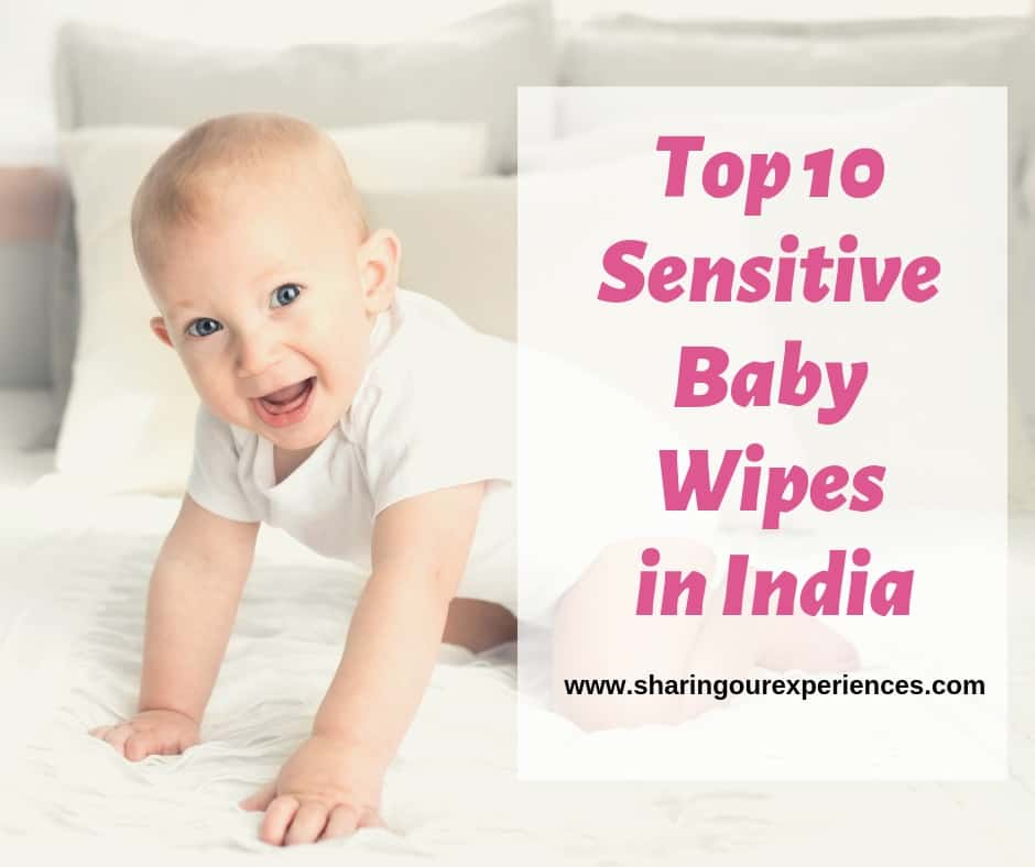 baby sensitive wipes in India