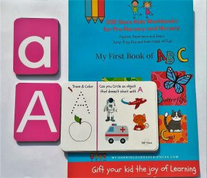 ABC book combo product