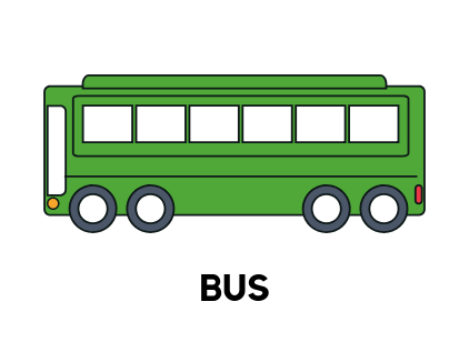 SOE store kids Transportation Flash cards 2