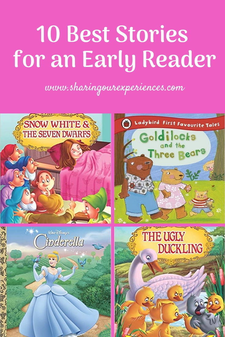 10 best stories for an early reader