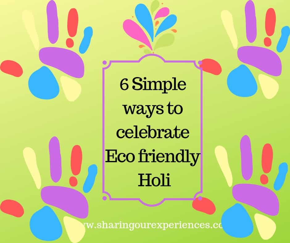 6 Simple ways to celebrate Eco friendly Holi_featured