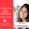 An interview with Sahiba