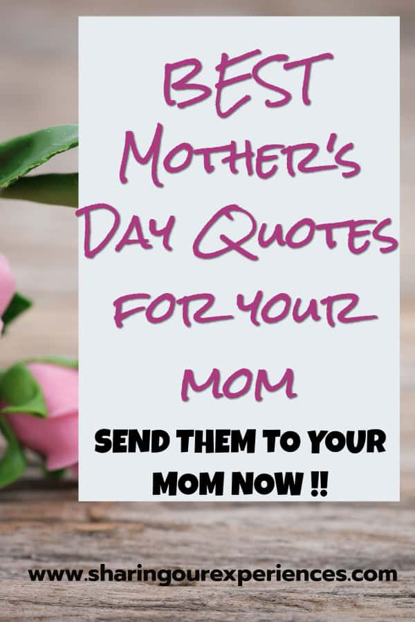 Best mothers day quotes for your mom (1)