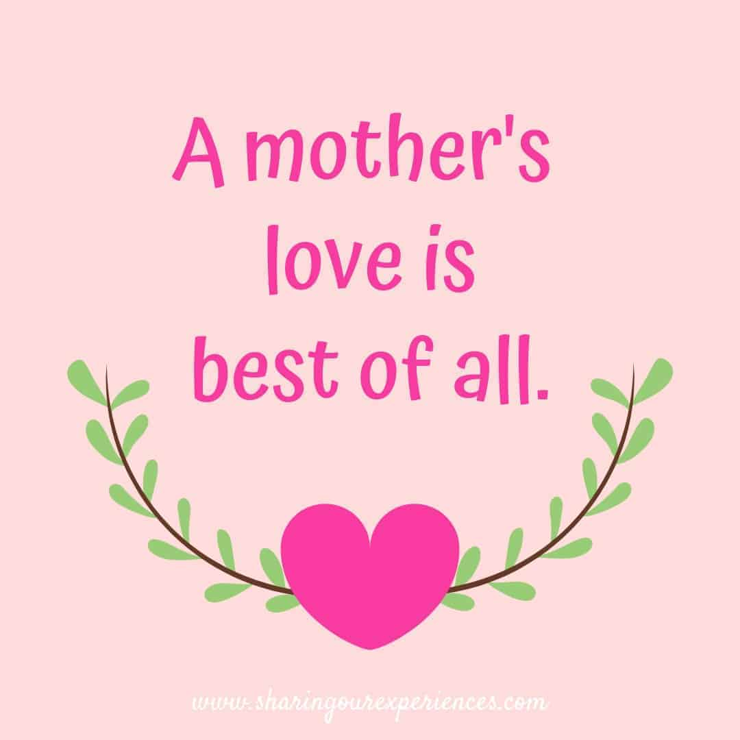 Mother's Day Quotes and messages