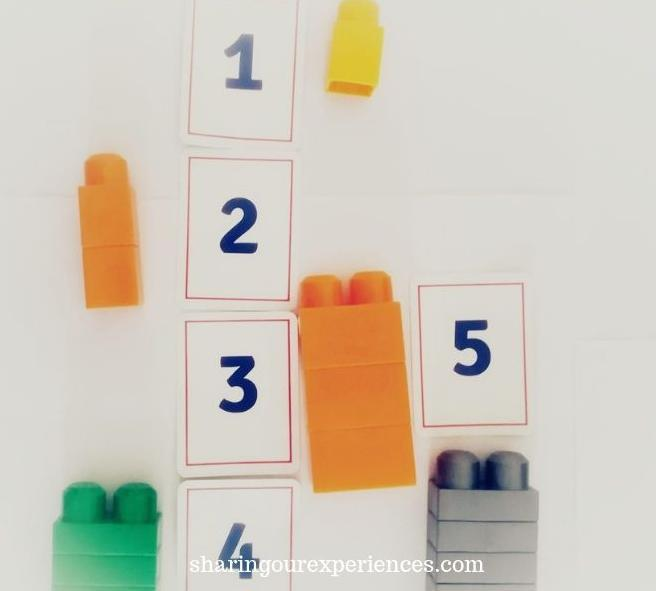 Number FlashCards Activities and games for kids