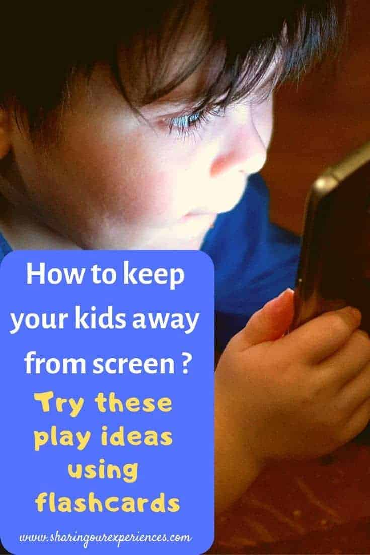 how to keep your kid away from screen