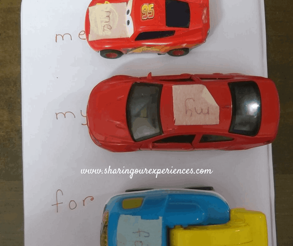 easy activities to practice sight words 6
