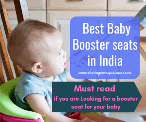 Best Baby Booster seats India