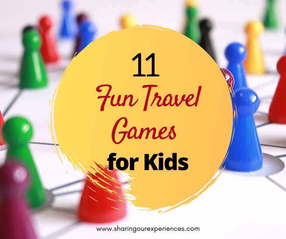 11 Fun Travel Games for Kids
