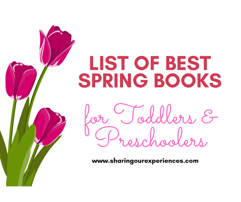 List of best childrens books about spring