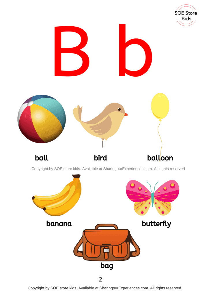 Starting m things with letter Words starting