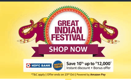 Amazon best deals and great indian sale