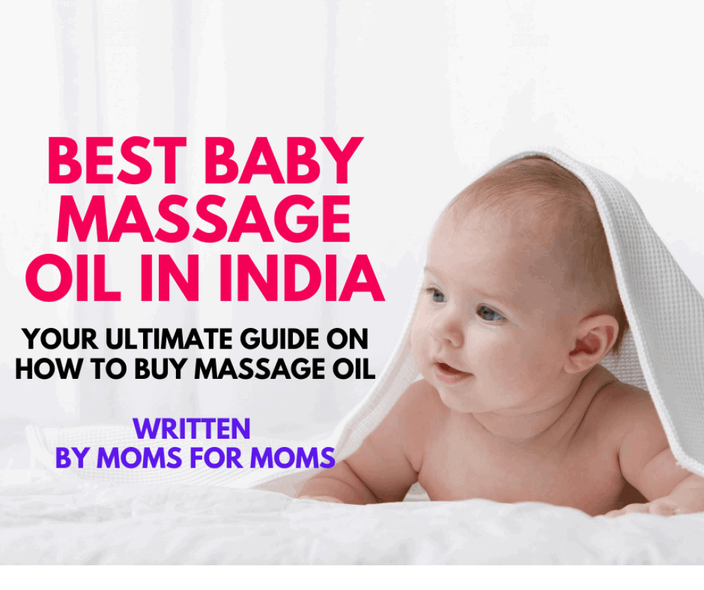 Best Baby massage oil in India which baby oil brand is best for babies