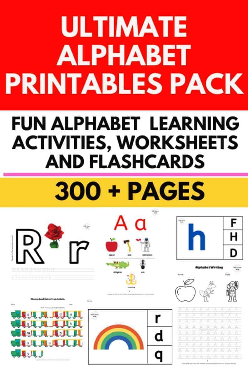 Alphabet-activities-printables-pack-for-kids-worksheets-flashcards-clipcards