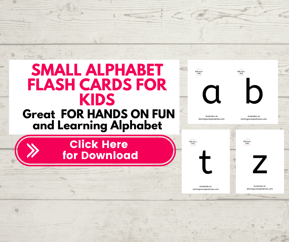 Abc Flash Cards Pdf Printable Lowercase Small Letter Flashcards Preschool Homeschool Prek Flash Cards Montessori Kindergarten At Home Learning Sharing Our Experiences