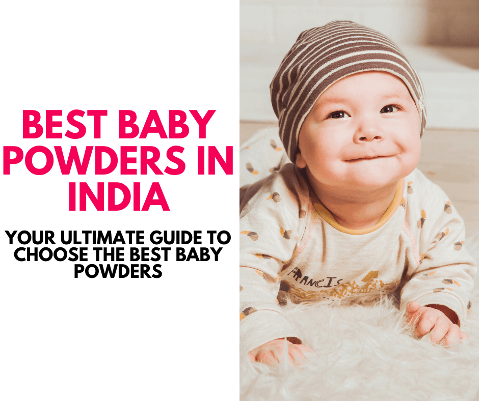 best baby powder in India for newborn infants