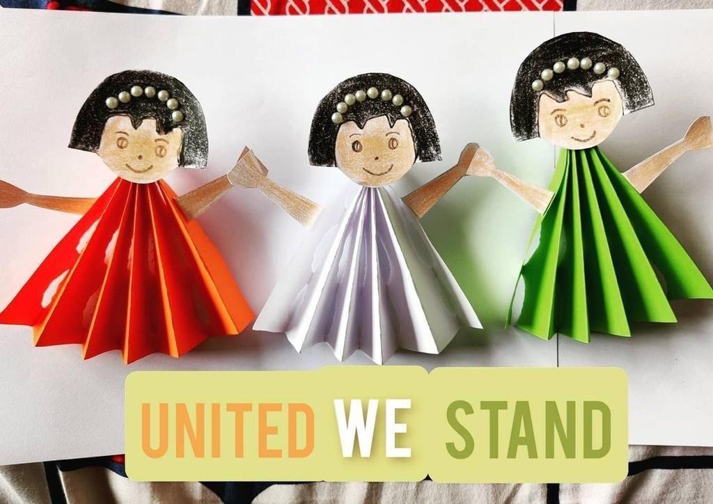 Unity Dolls Fun Activities for teaching unity to preschoolers