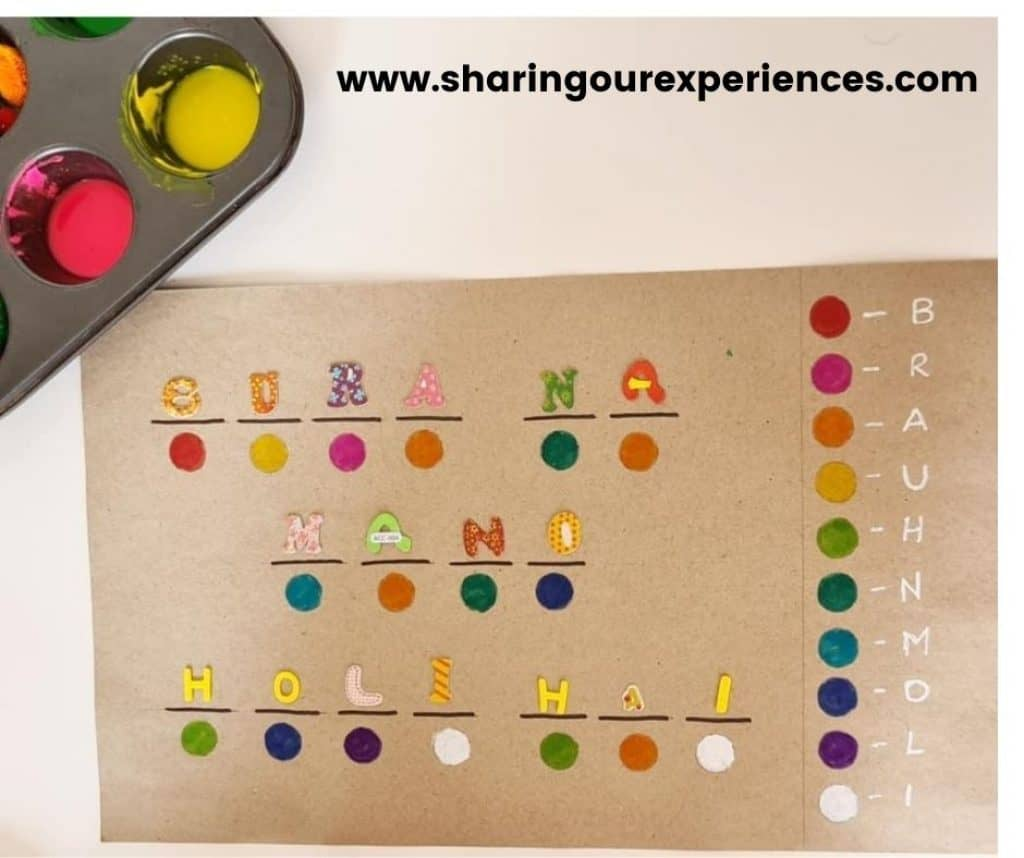 coding the color codes matching the alphabet perfect fun activity for toddlers, preschooler and kindergarten