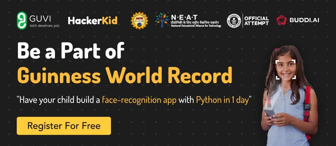 Guiness book of world record Hackathon