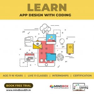 Learn coding with MindBox Coding Class