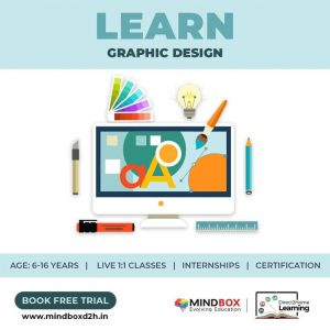 Learn Graphic Design with MindBox Coding Class