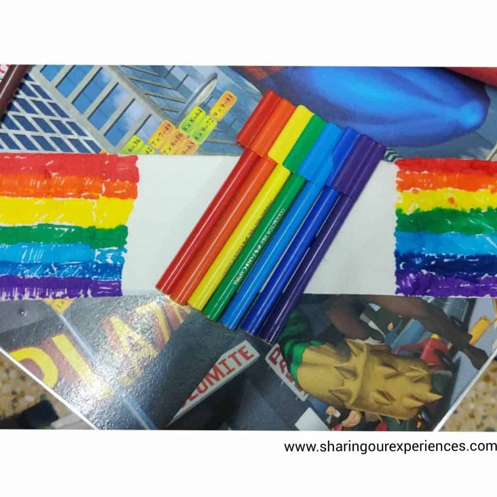 rainbow experiments fun science simple toddlers experiments preschoolers rainbow in a glass