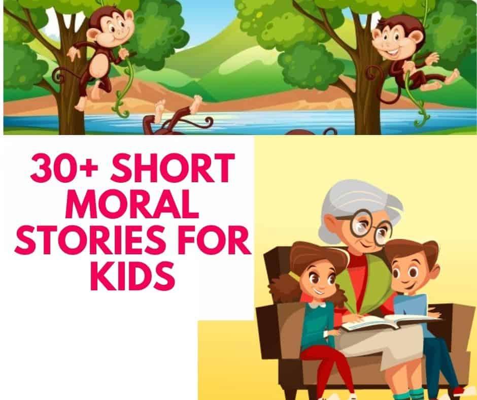 MORAL STORIES FOR CHILDREN
