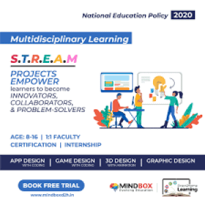 MindBox Online Coding Classes for kids