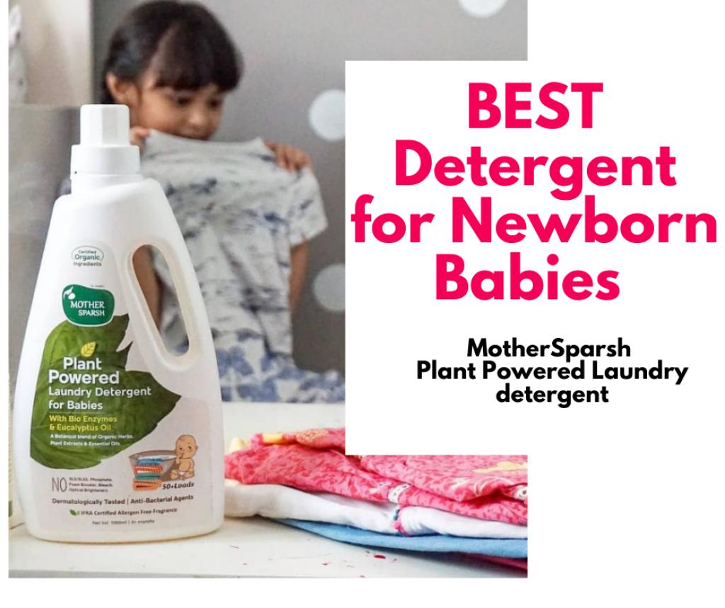 Natural ecofriendly detergents