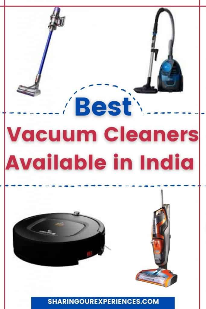 best vacuum cleaners in India how to buy vacuum cleaners