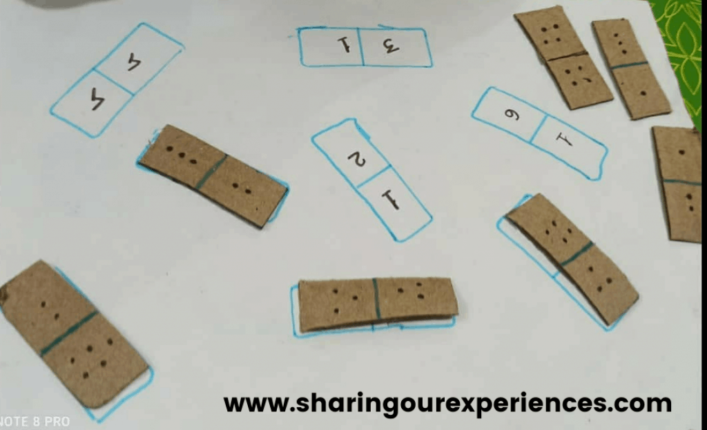 count and match number recognition activity for preschooler, toddler and kindergartener. Ideal for pre-math skills, learn numbers and problem solving skill development