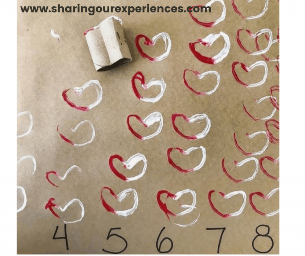 Easy count and print number counting activity for preschoolers, toddlers and kindergartener. This is an easy activity to teach numbers and counting for preschoolers. ideal for summer activity for number recognition.