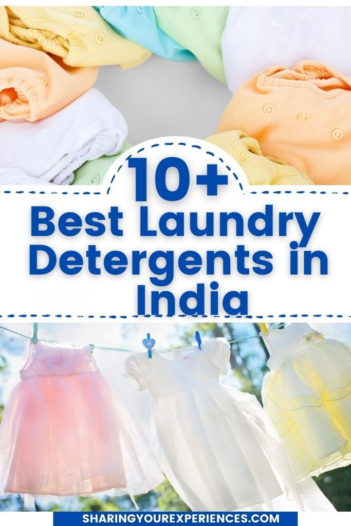 all about baby detergent