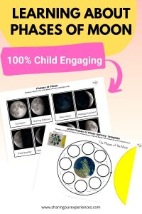 LEARNING ABOUT PHASES OF MOON