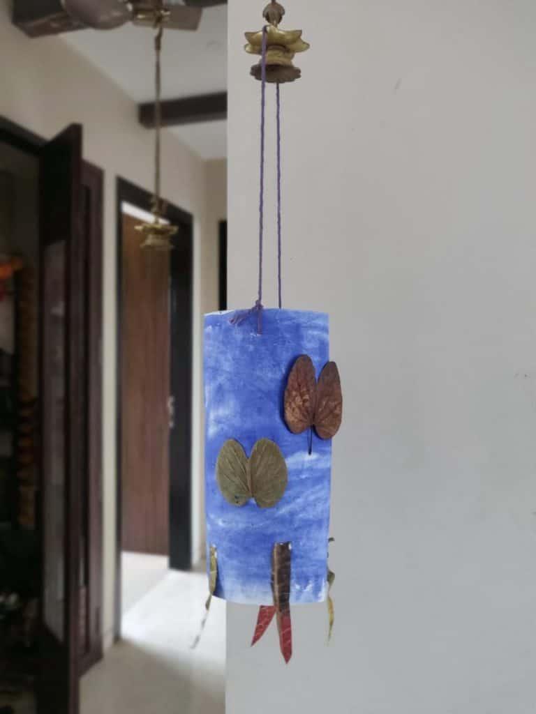 simple diwali lamp making activity