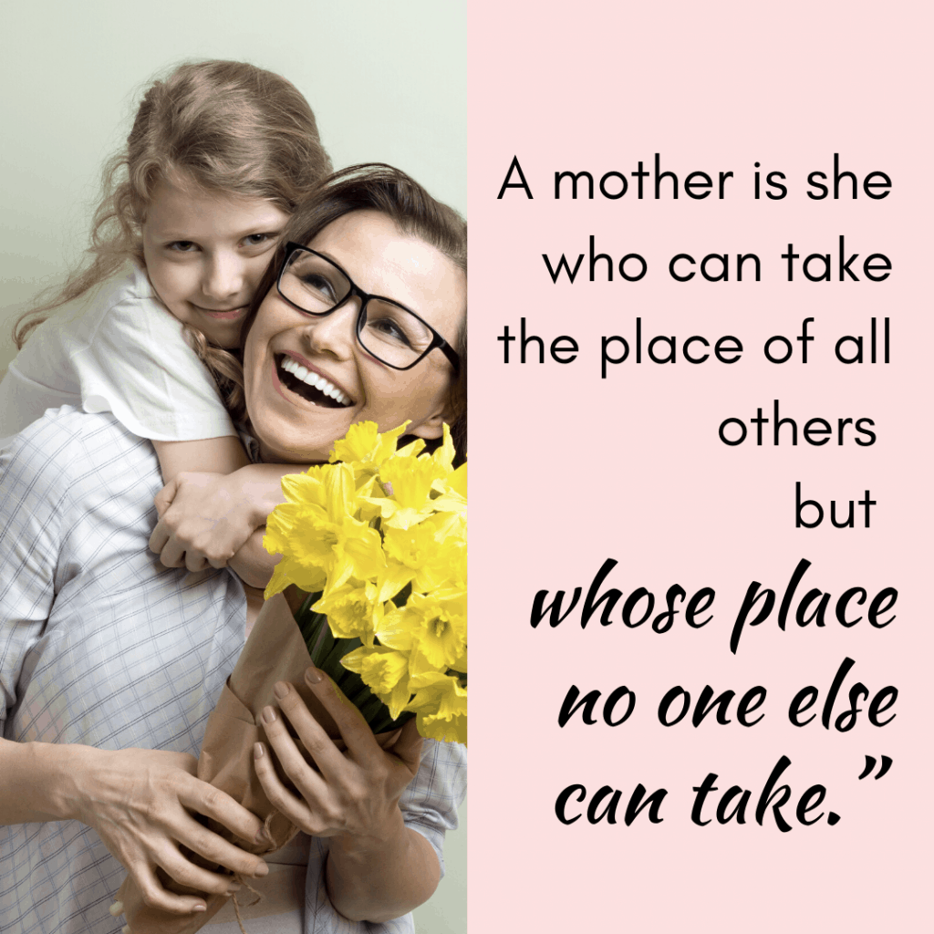 quotes for mom's birthday