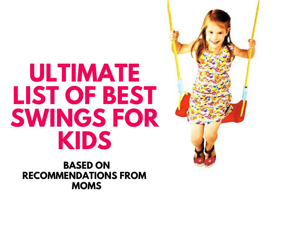 best swings for babies